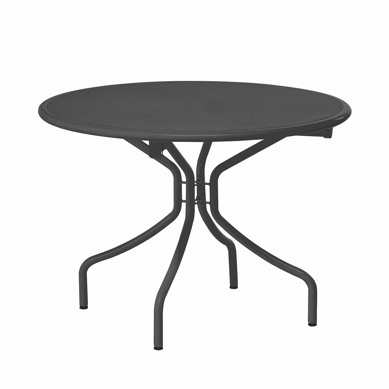 Emu Group Spa 308742200 Klapptisch Cambi 874, Pulverbeschichteter Stahl, antikeisen jetzt bestellen