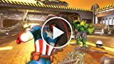 CGR Undertow - MARVEL AVENGERS: BATTLE FOR EARTH Review...