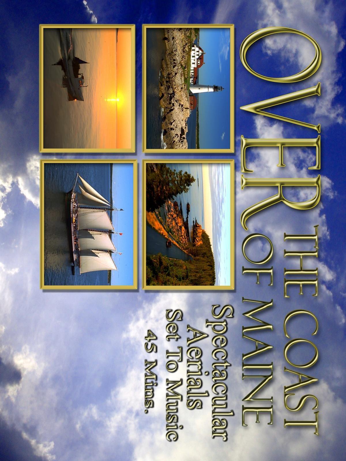 Over The Coast Of Maine on Amazon Prime Video UK