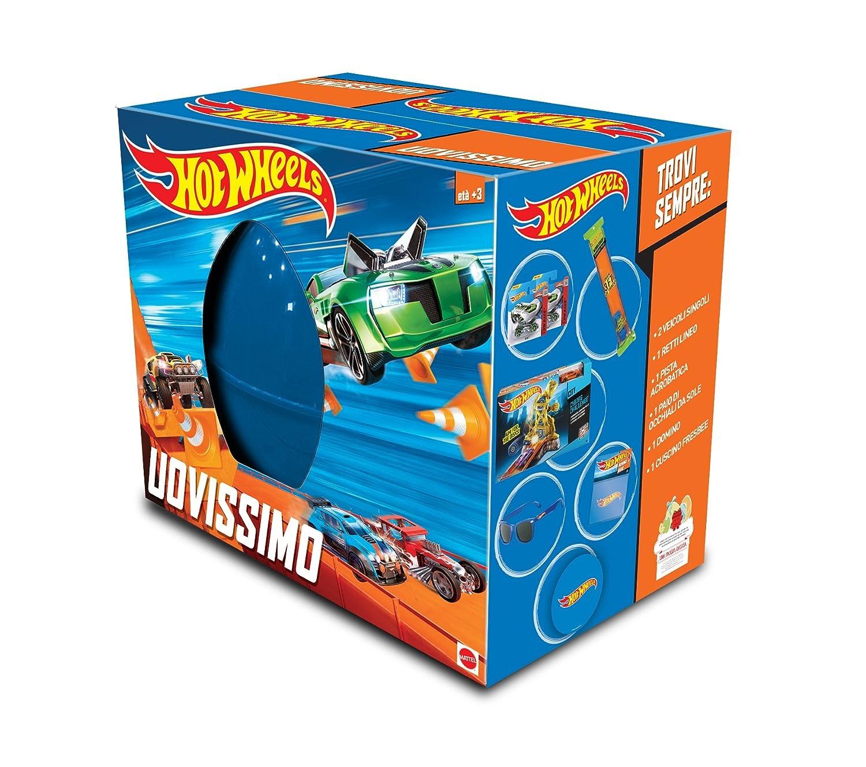 uovissimo hot wheels 2016 Mattel al miglior prezzo pasqua