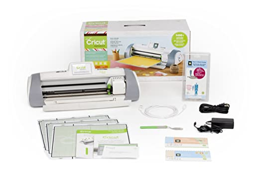 Cricut Expression 2 Cutting Machine with Starter Bundle