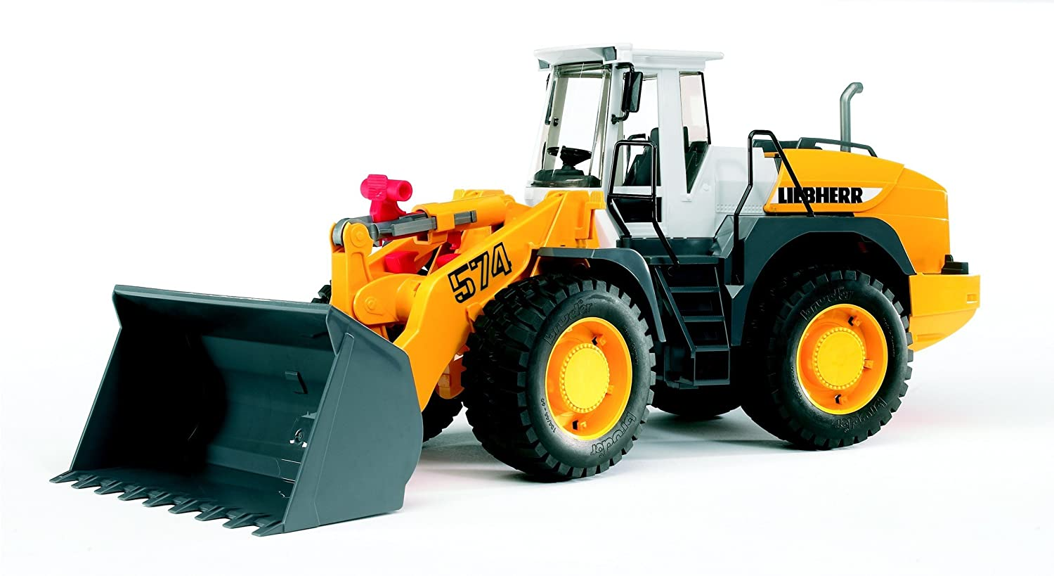 Bruder Construction Toys For Boys : Tractor toy vehicle construction excavator dump truck boys