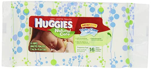 Huggies Natural Care Baby