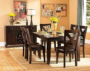 Homelegance Crown Point Dining Set 1372-DIN-SET