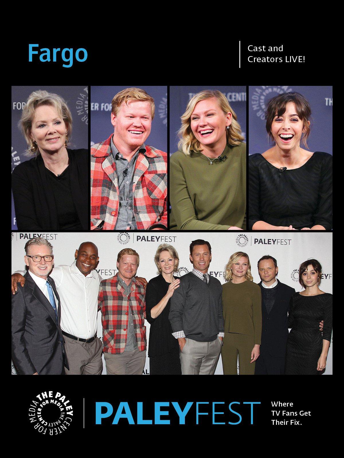 Fargo: Cast and Creators PaleyFest on Amazon Prime Video UK