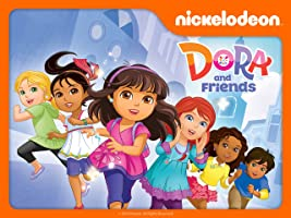 Dora and Friends: Into the City! Volume 1