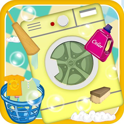 bambini-wash-clothes-ferro-macchina-lavanderia