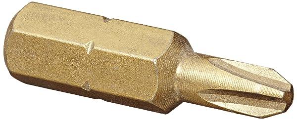 Wera Series 1 851/1 RDC Diamond Coated Bit, Phillips PH 2 Head x 1/4 Drive (Pack of 10)