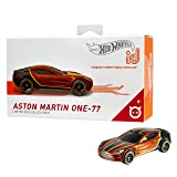 Hot Wheels id Aston Martin One-77  {Speed Demons} (Color: Multi)