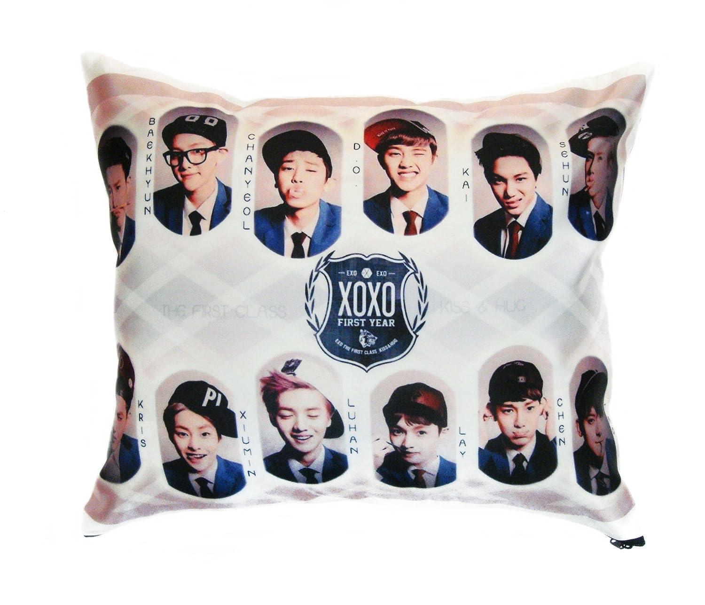 Кухонный аксессуар EXO Boy Band Kpop Pillowcase (#026)