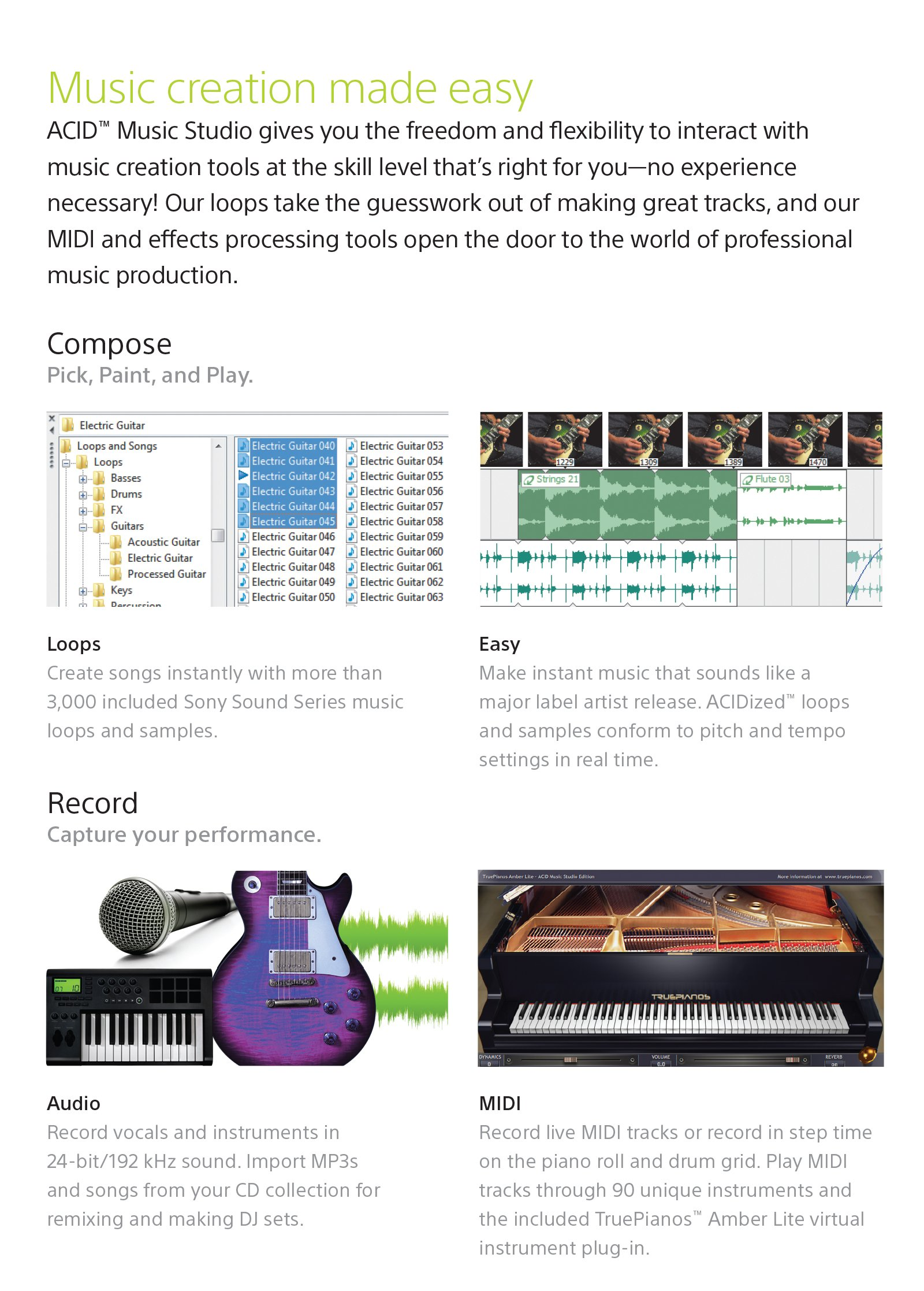 Sony acid music studio 10 academic version download for Music studio design software