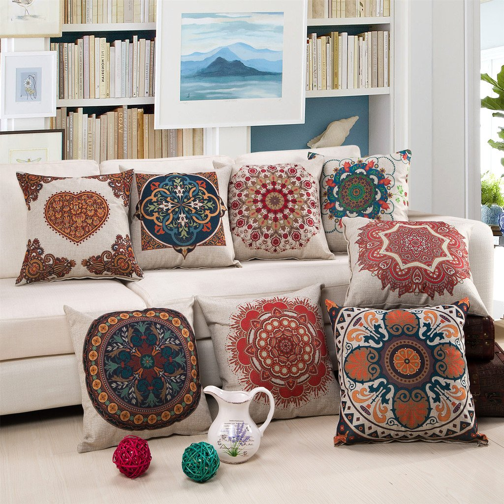 Buy Decorative Throw Pillow Now!