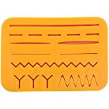 Suture Practice Pad for Medical Students 7.2 x 5.2 x 0.75 inches