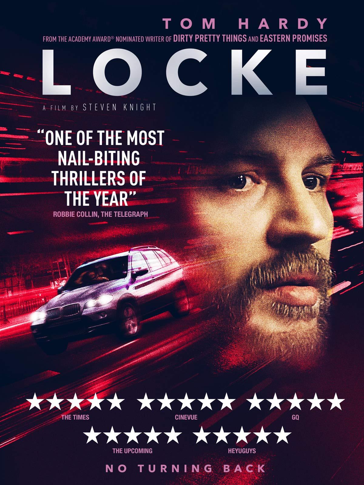 Locke on Amazon Prime Video UK