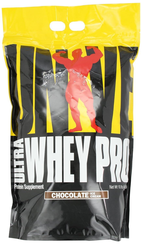 Universal Nutrition Ultra Whey Protein - 10 lb Chocolate Ice Cream