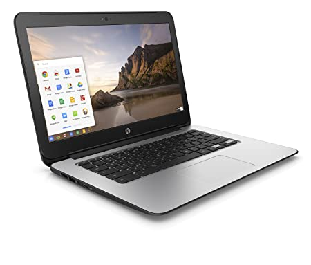 """HP Chromebook 14-x094nf PC portable 14"""" Argent (Nvidia Tegra, 2 Go de RAM, 16 Go de SSD, Chrome OS)"""