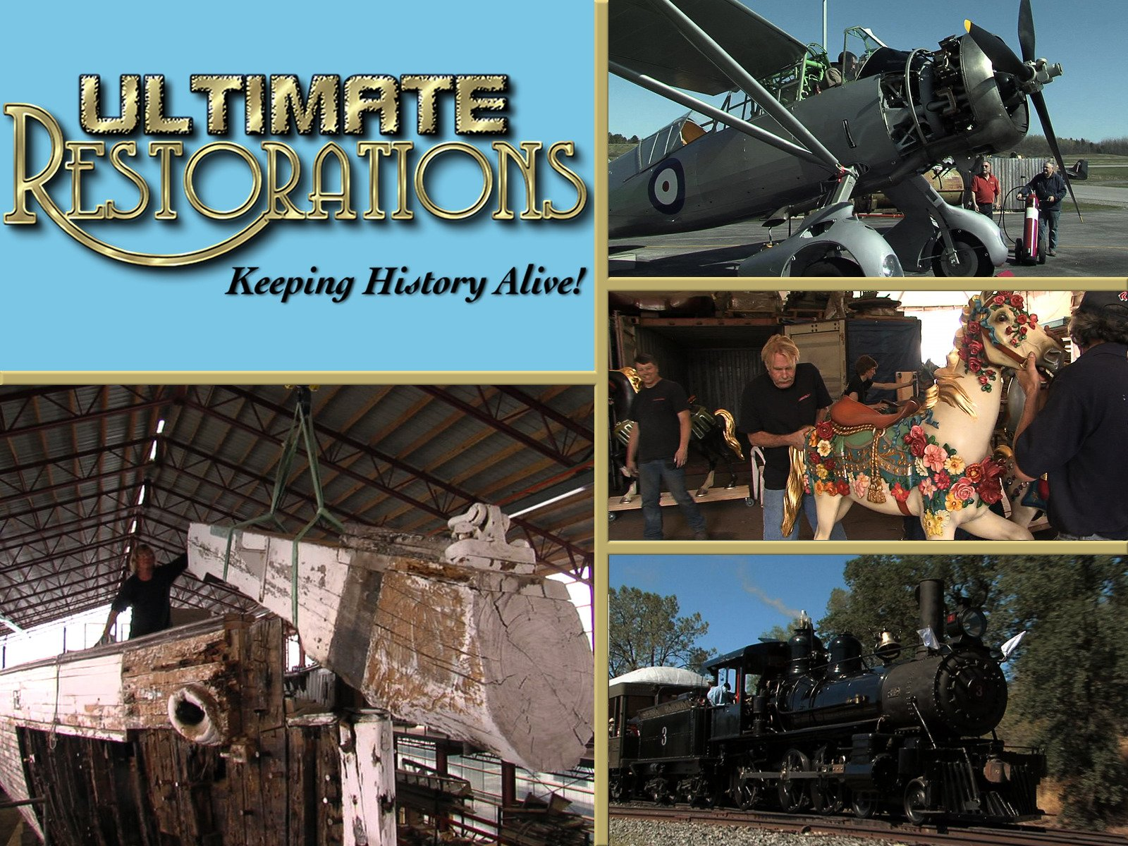 Ultimate Restorations - Season 1