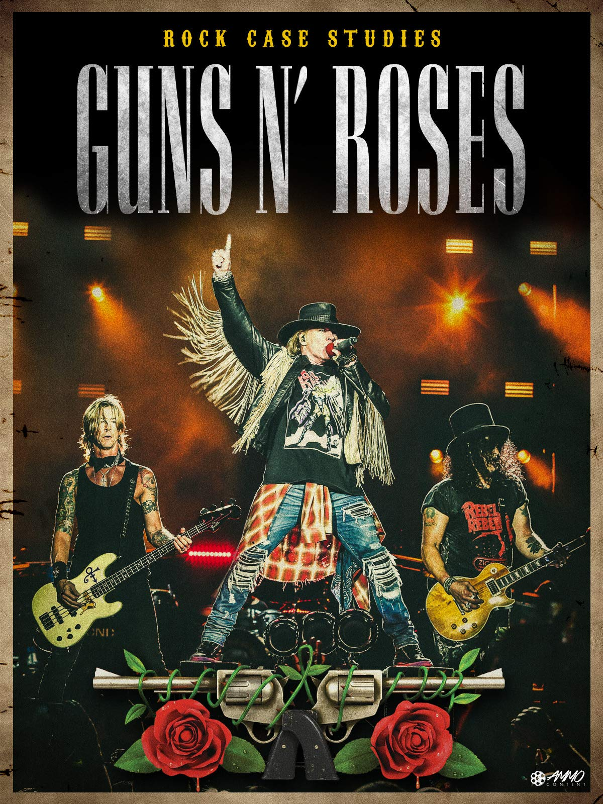 Guns N' Roses: Rock Case Studies