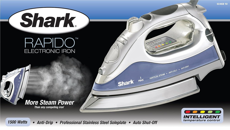euro pro shark gi468 electronic lightweight iro