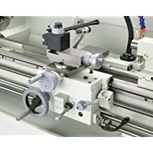 Shop Fox M1112 12-Inch by 36-Inch Gunsmithing Lathe