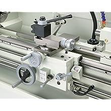 Shop Fox M1112 12-Inch by 36-Inch Gunsmithing Lathe