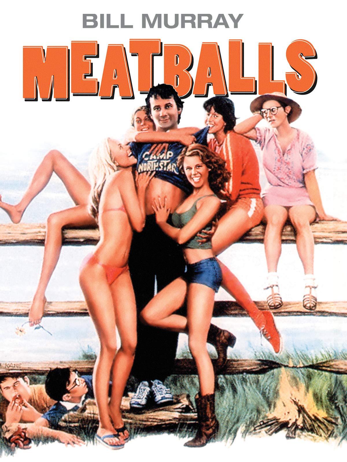 Meatballs on Amazon Prime Video UK