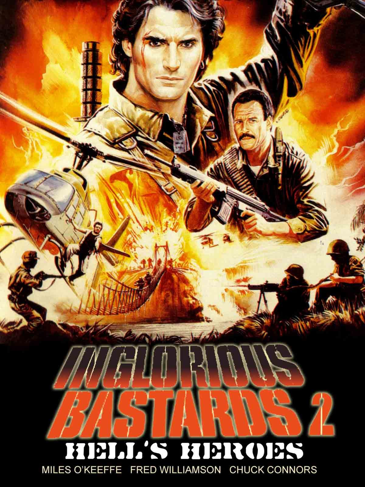 Inglorious Bastards 2-Hell's Heroes on Amazon Prime Video UK