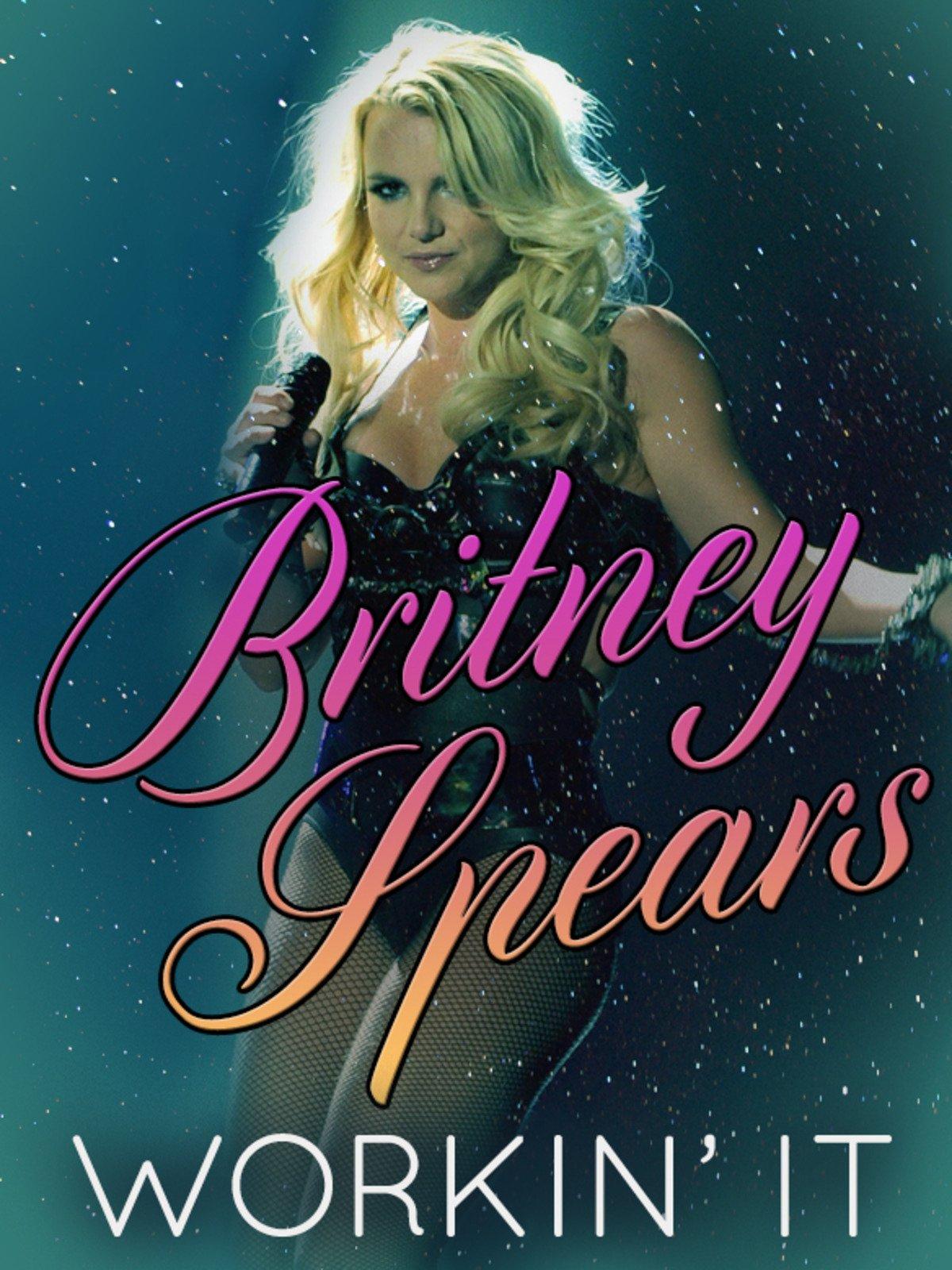 Britney Spears: Workin' It on Amazon Prime Video UK