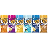Kernel Season's Popcorn Seasoning Variety Pack, 6 Count (Tamaño: 6 Pack)