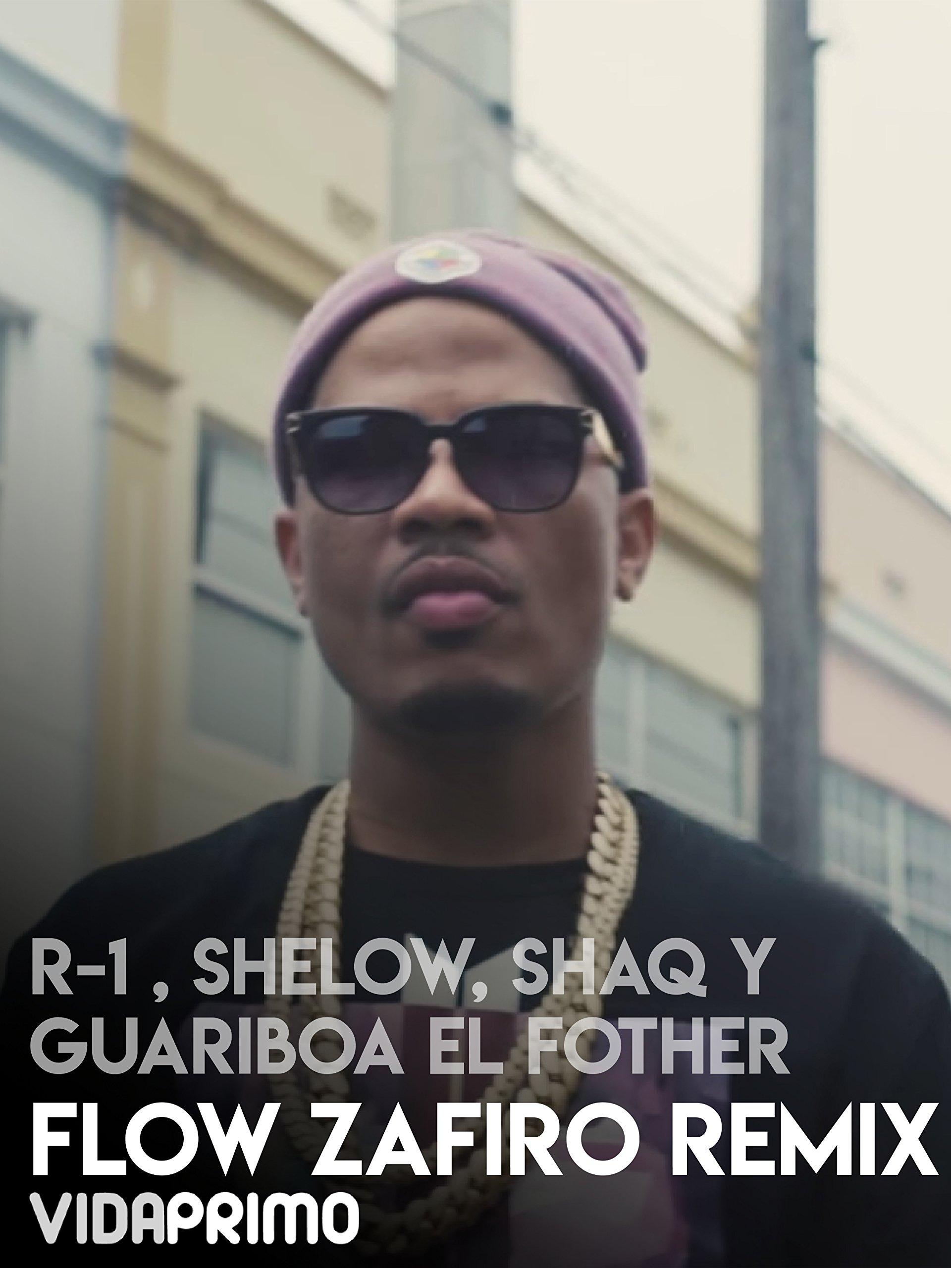 R-1 La Esencia, Shelow Shaq y Guariboa El_Fother
