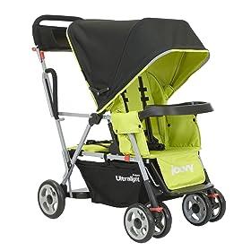 Joovy Caboose Ultralight Stroller Greenie