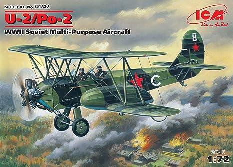 Maquette avion : U-2/Po-2 Appareil multi-usage Soviétique