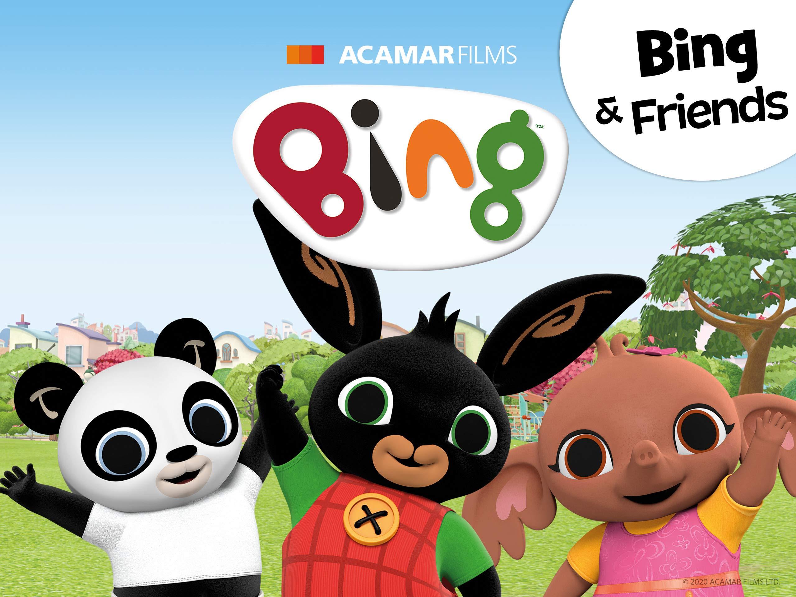 Bing on Amazon Prime Video UK