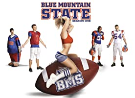 Blue Mountain State Season 1 [HD]