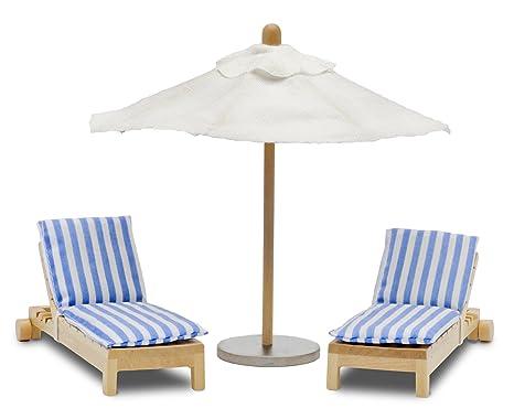 Lundby - L609025 - Maison de Poupée - Bain de Soleil - Stockholm