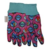 Midwest Quality Gloves SH102T-T-AZ-6 Nickelodeon Shimmer and Shine Cotton Jersey Glove, Toddler, Multicolor