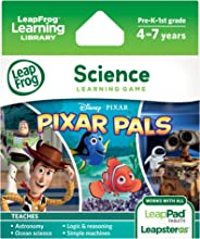 LeapFrog Pixar Pals Learning Game works with LeapPad Tablets  Leapster GS and Leapster Explorer