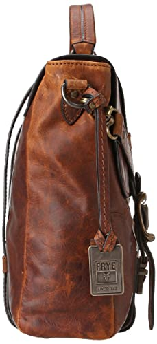 FRYE Men's leather laptop bag