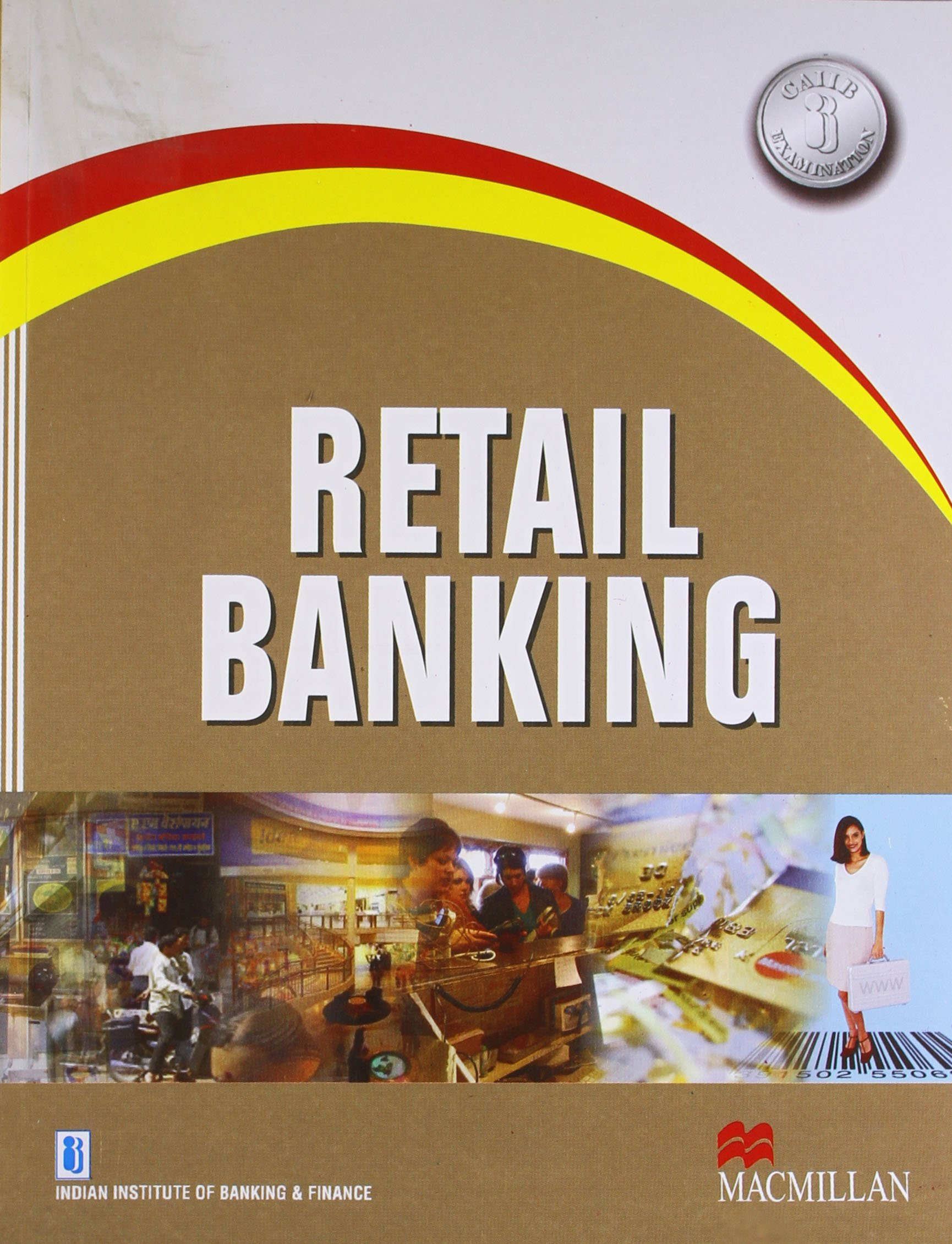 Retail Banking for CAIIB Examination Paperback