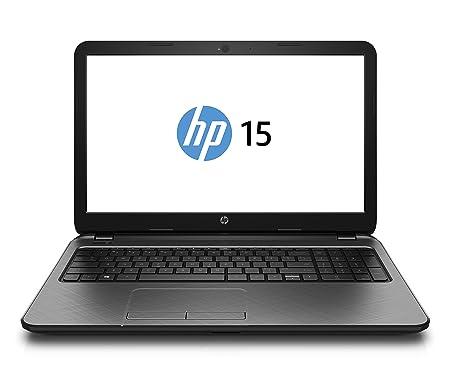 """HP 15-r230nf PC Portable 15,6"""" Noir (Intel Core i7, 4 Go de RAM, Disque Dur 1 To, Nvidia GeForce 820M 2 Go, Mise à jour Windows 10 gratuite)"""