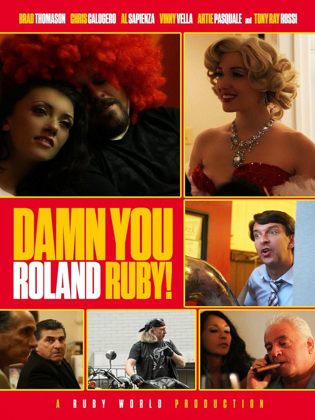 Damn You Roland Ruby! on Amazon Prime Video UK
