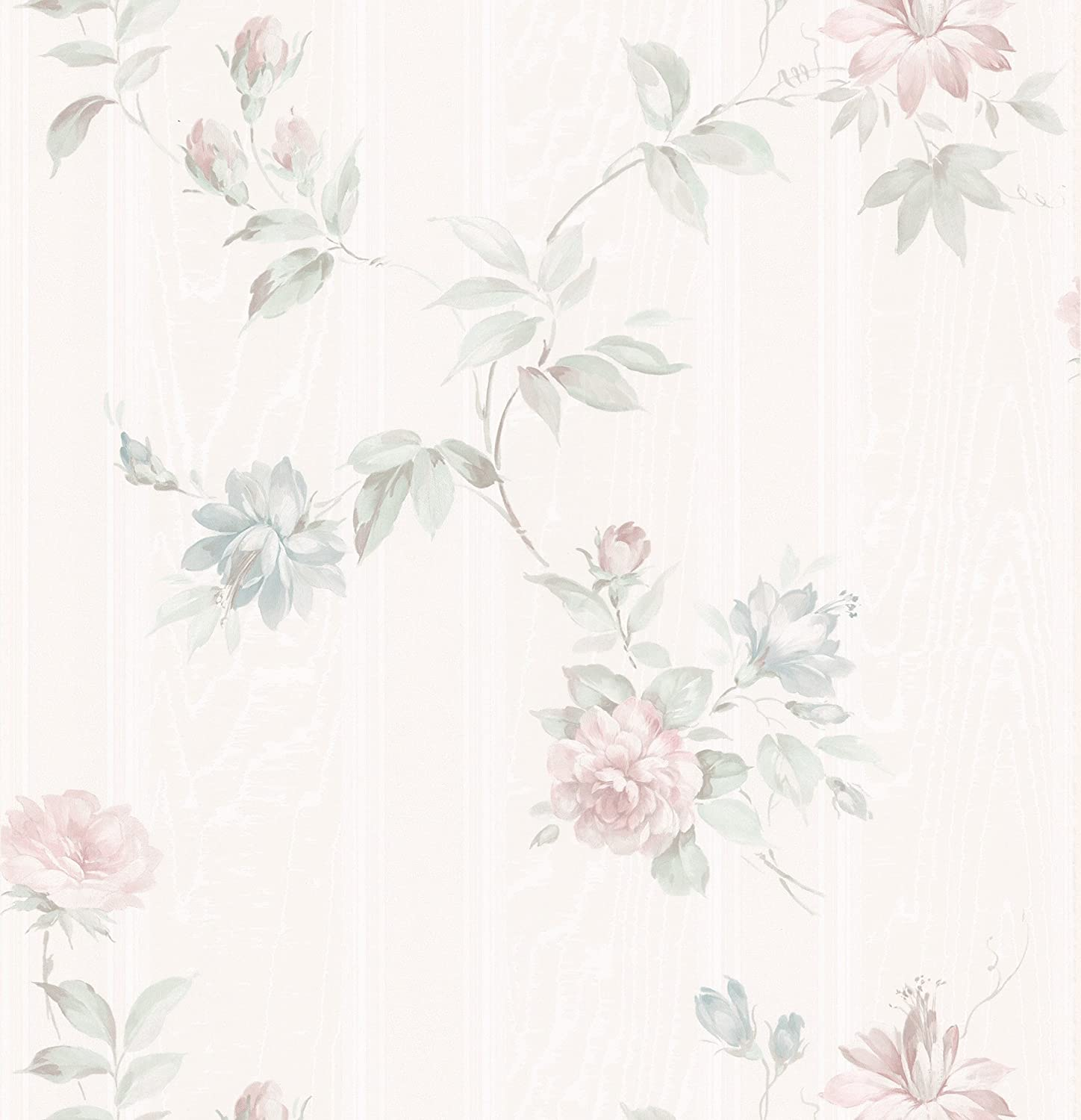 pastel floral wallpaper these - photo #8