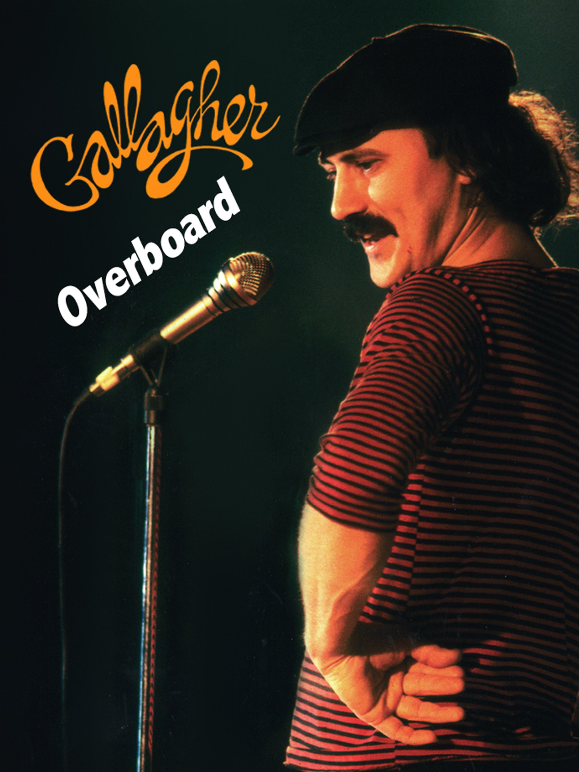 Gallagher: Overboard on Amazon Prime Instant Video UK