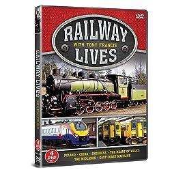 Railway Lives [DVD]