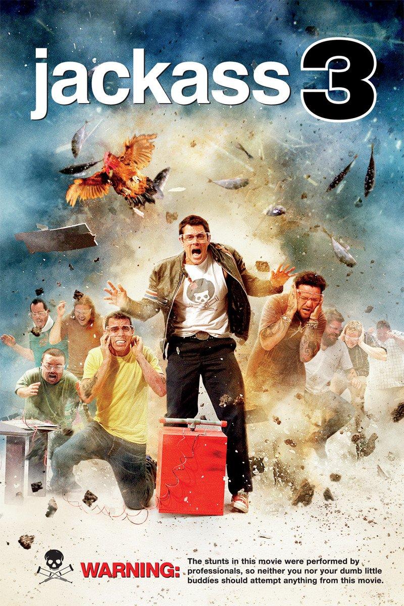 JACKASS 3 on Amazon Prime Video UK