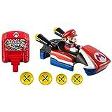 Hot Wheels AI Mario DLX Shell & Expansion Card Kit