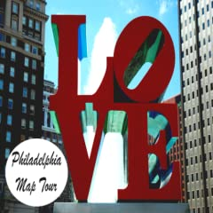 Philadelphia Map Tour