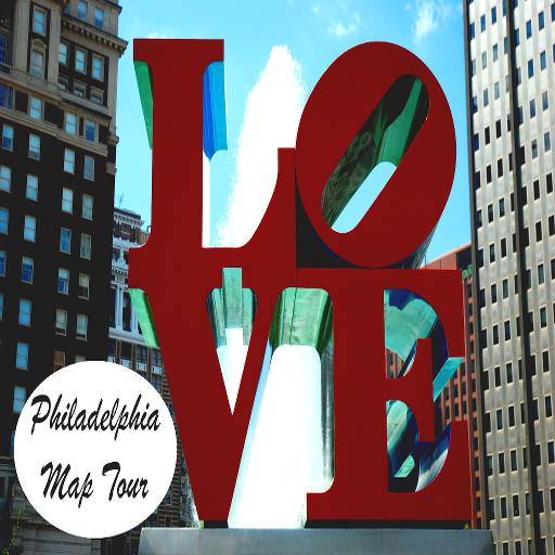 Philadelphia Map Tour image