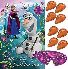 Amscan - Disney Frozen Party Game