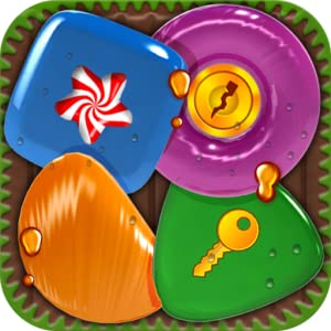 Sugar Drops - Match three puzzle by Bullbitz